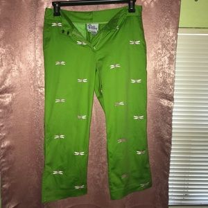 Pants - White label Lilly Pulitzer capris